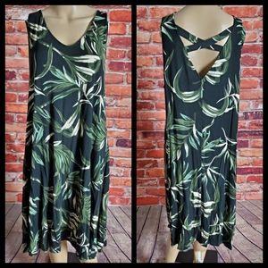 Style & Co Knee Length Dress Size 3X NWT